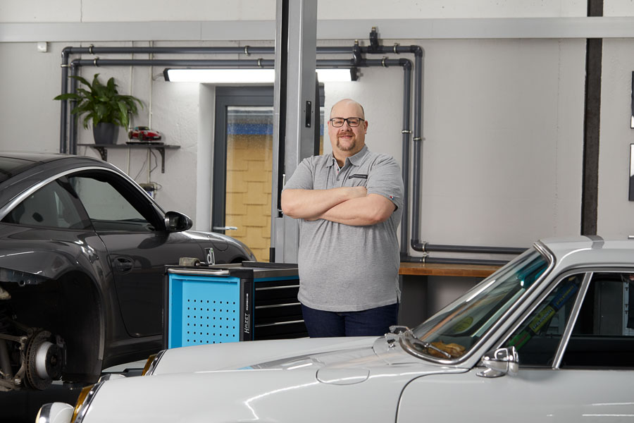 Bastian Urban Sportwagenwerk